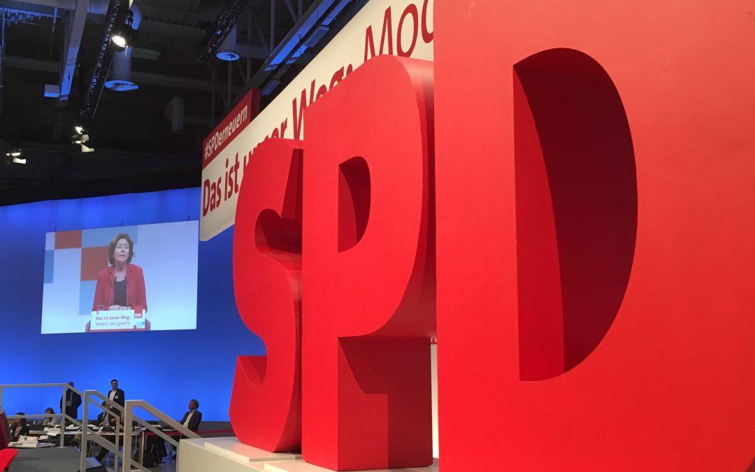Unterspülte Friedhofsgräber: SPD fragt nach