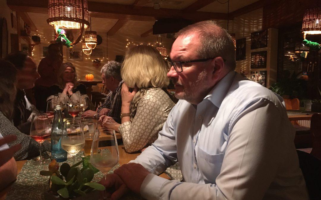 Stammtisch mit Ralf Claus