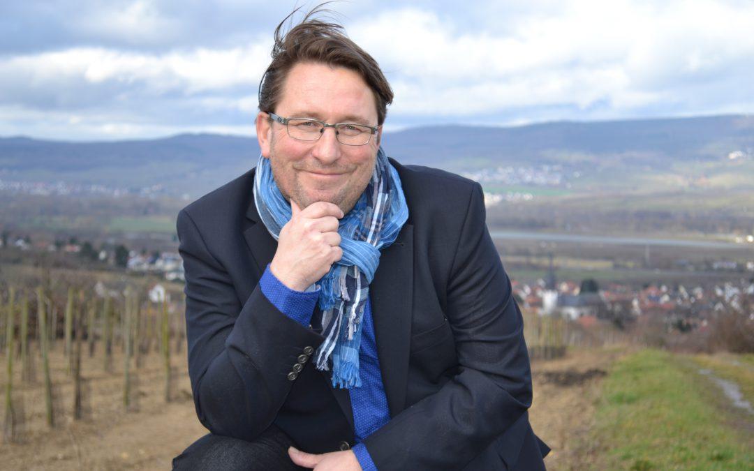 Martin Weidmann ist SPD-Fusionsbeauftragter