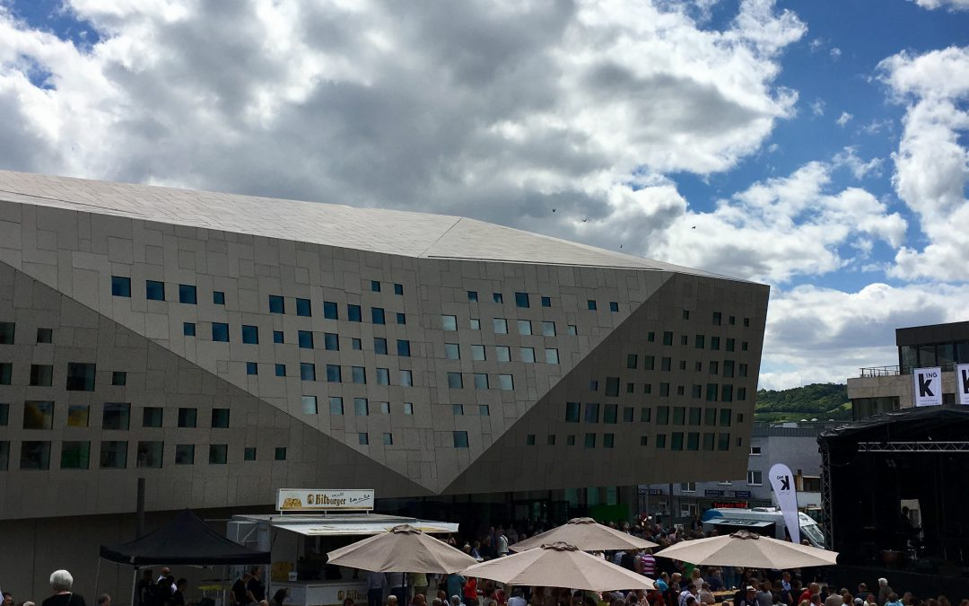 Teilhabe an kulturellen Veranstaltungen wird von der Stadt Ingelheim bezuschusst