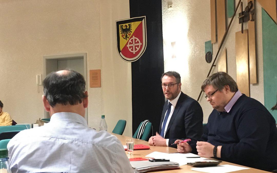 SPD diskutiert überKoalitionsvertrag