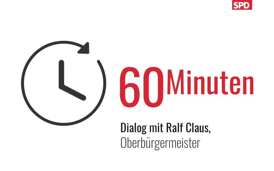 60: Minuten Ingelheim: SPD-Talk mit Ralf Claus