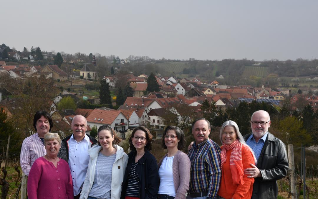 StadtratskandidatInnen für Wackernheim