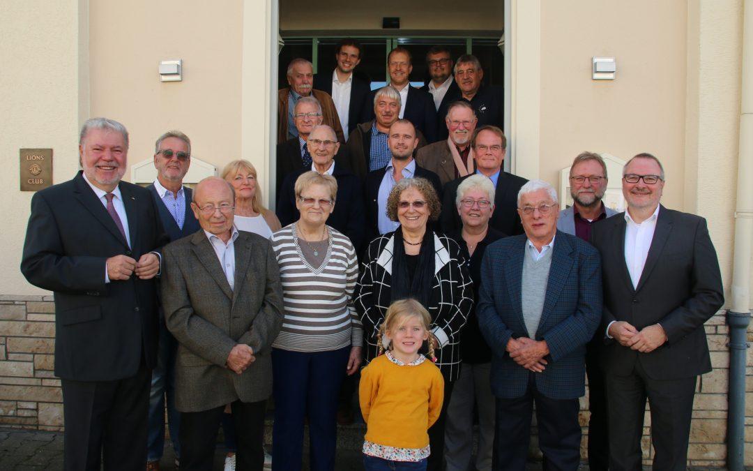 SPD Ingelheim ehrt langjährige Mitglieder