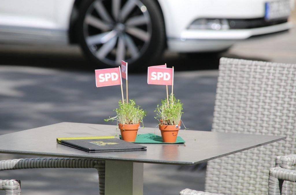 Pressemitteilung: SPD für autofreie Binger Straße in der Innenstadt – keine Fußgängerzone light